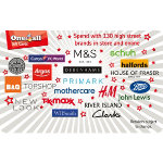 ONE4ALL Gift Card Cluster pound15