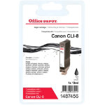 Office Depot Compatible for Canon CLI 8BK Black Ink Cartridge CLI 8BK