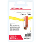 Office Depot Compatible Canon CLI 8Y Yellow Ink Tank