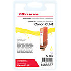 Office Depot Compatible Canon CLI 8Y Ink Cartridge Yellow