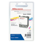 Office Depot Compatible Epson T008401 Colour Inkjet Cartridge