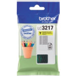 Brother LC 3217Y Original Ink Cartridge Yellow
