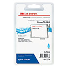 Office Depot Compatible Epson T048240 Cyan Inkjet Cartridge