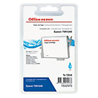 Office Depot Compatible Epson T061240 Cyan Inkjet Cartridge