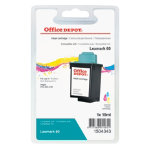 Office Depot Compatible Lexmark 60 Colour Ink Cartridge 17G0060