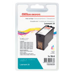 Office Depot Compatible Lexmark 35 Colour Ink Cartridge 18C0035E