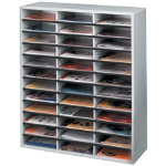 Fellowes 36 Compartment Literature Organiser