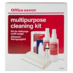 Office Depot Multi purpose Cleaning Kit
