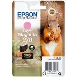 Epson 378 Original Ink Cartridge C13T37864010 Light Magenta