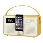 View Quest Portable Radio Retro