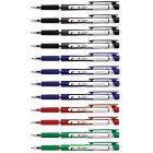 Foray Gel Rollerball Pen Assorted Pack 12