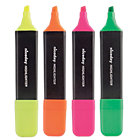 Niceday Highlighters Assorted 4 Pack