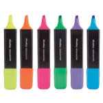 Niceday Highlighters Assorted Pack of 6