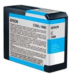 Epson Original photo cyan ink cartridge C13T580200