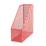 Foray Magazine File Mesh Red