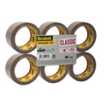 Scotch Classic Packaging Tape Brown 43 50 mm x 66 m