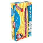 Paper Mate Replay Rollerball Pen Pink Pack 12