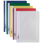 Niceday Report Files A4 Assorted Colours