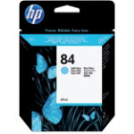 HP No 84 Original Ink Cartridge C5017A Light Cyan