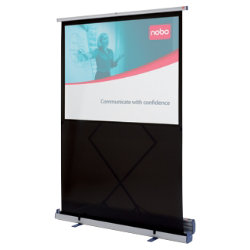 Acco Nobo Portable Floor Standing Screen 1750mm