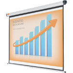 Acco Nobo Wall Mountable Screen 1500 x 1138 mm