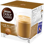 NESCAFe Dolce Gusto Coffee Pods Dolce Gusto Cafe au Lait