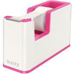 Leitz WOW Tape Dispenser Pink Metallic