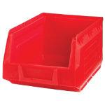 Storage Bins Red 148L x 235D x 125Hmm