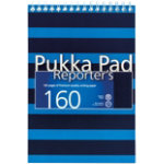 Pukka Navy Reporters Pad Blue Pack of 3