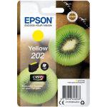Epson 202 Original Ink Cartridge C13T02F44010 Yellow