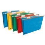 Elba Vertic Flex Ultimate V Base Suspension Files A4 Assorted Pack 5