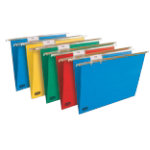 Elba Vertic Flex Ultimate V Base Suspension Files Foolscap Assorted Pack 5