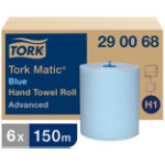 Tork Hand Towels Matic 2 ply Pack 6