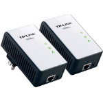 TP Link 500Mbps AV500 WiFi Powerline Extender Starter Kit