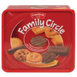 Crawfords Family Circle biscuits 700g