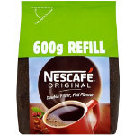 Nescafe Original Coffee 600g Refill Pack