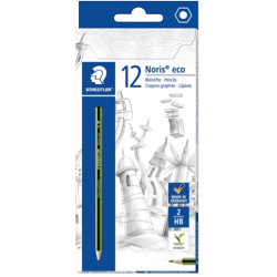 Staedtler noris eco hb pencil pack 12 by viking for Viking pencils
