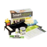 Smart wall paint whiteboard Kit 2 metres squared White