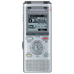 Olympus WS 831 Digital Voice Recorder Silver