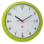 Alba Clock Green with free gifts