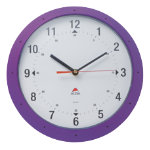 Alba Clock Purple with free gifts