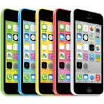 Apple iPhone 5C blue 16GB