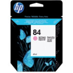 HP No 84 Original Ink Cartridge C5018A Light magenta