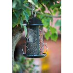 2 in 1 Metal Bird Feeder