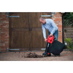 Leaf blower and garden vacuum 2800 watts