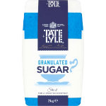 Tate Lyle Granulated Sugar 2kg