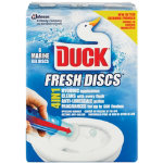 Duck 4 in 1 fresh toilet discs marine pack 6