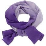 Ladies tonal scarf lilac