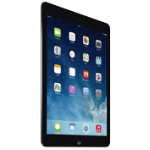 Apple iPad Air 16GB Wi Fi with 97 retina display in space grey