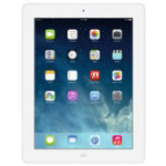 Apple iPad Air 16GB Wi Fi with 97 retina display in silver